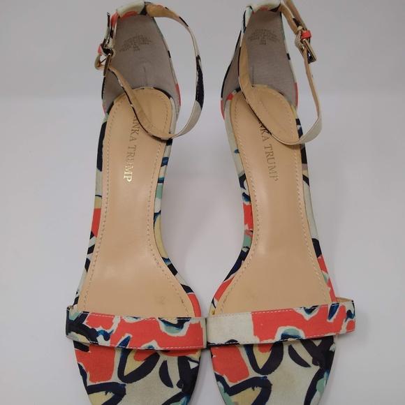 aeb2148ec4f Ivanka Trump High Heel Shoes Women 9M